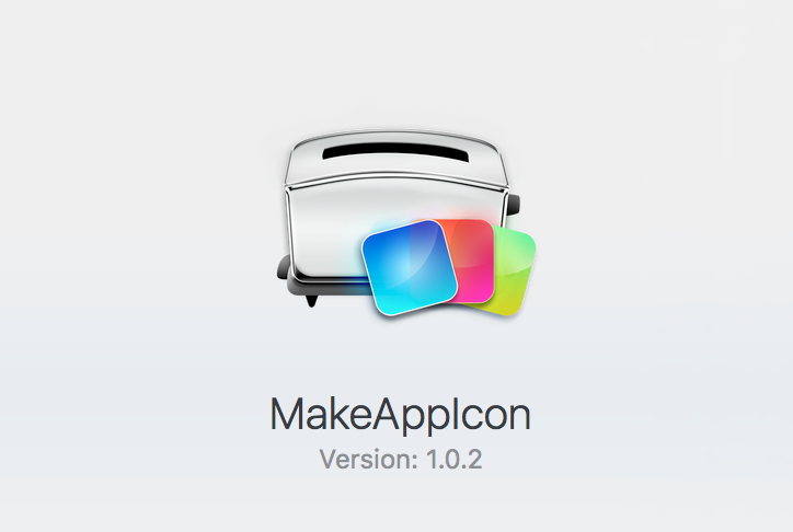 MakeAppIcon Logo